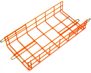 Cable Manager, PRO 10 Wire Cable Tray System, Cable Tray ...